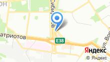 Видар на карте