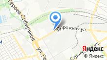 Afex на карте