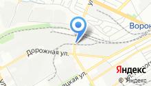 Иномарка136 на карте