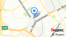 AlePlast на карте