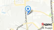 ЮГАМ на карте