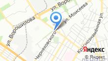 Express Аптека на карте