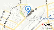 3 К-Полиграфия на карте