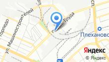 ВТК на карте