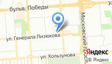 Diesel на карте