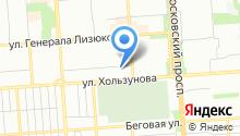 Воронежгорсвет, МКП на карте
