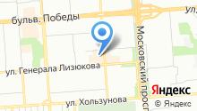 InPost на карте