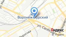 BYTE на карте
