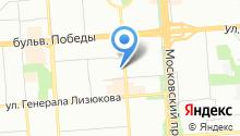 яСервис на карте