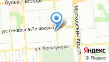 Freedom на карте