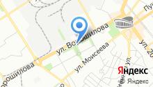 Alex-House - Компания-производитель корпусной мебели на заказ в Воронеже на карте