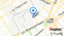 Мега-Ф Воронеж на карте