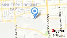 Магистраль Авто на карте
