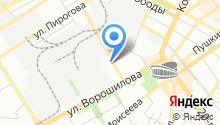 Специальное управление ФПС №37 МЧС России на карте