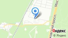 Армада-Воронеж на карте