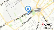 1stFlowersShop на карте