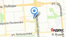 """""""Твин-24"""" - Установочный центр на карте"""