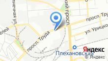 Воронежский авторемонтный завод на карте