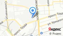 DE-ARM на карте