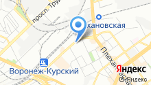 Fash на карте