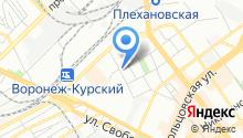 Адвокатский кабинет Струкова И.В. на карте