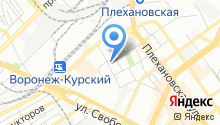 CityInn на карте