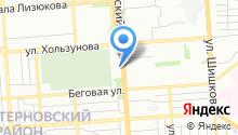 Evolevel на карте