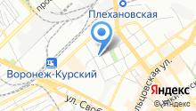 Нотариус Струкова А.А. на карте