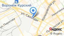 Гражданская оборона на карте