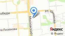 Asbis на карте
