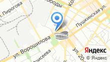 Сибирский Арсенал на карте