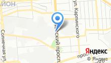 Azimut на карте