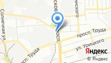 GreenHat на карте