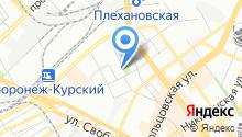 FM-студия на карте