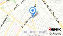 Чапаев на карте