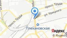CONTACT Банк на карте