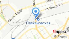 Янтарь, ЗАО на карте