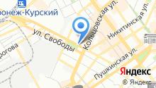 CSR-сервис на карте