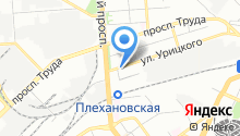 Автомойка на ул. Урицкого на карте