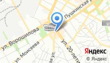 Dress street на карте