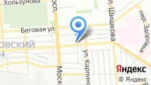 АВ/ТО на карте