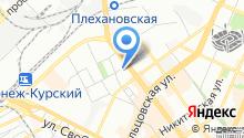 Российское Автомобильное Товарищество на карте