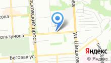 Скорость на карте