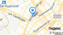 Glans на карте