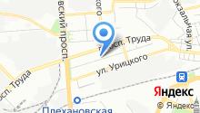 Медхэлп Лайф на карте
