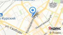 Abc caffe на карте