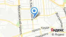 Аutodoc.ru на карте