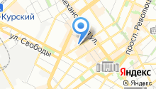 APP Воронеж на карте