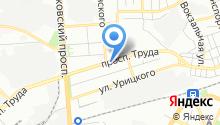 ARK COMP на карте