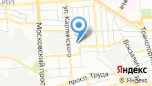 DoctorNet на карте